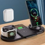 2021 Portable Wireless Charger 6 in 1